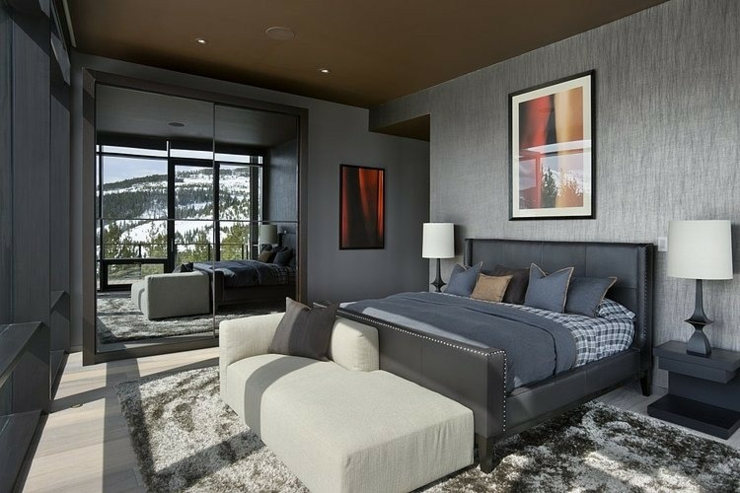 chalet de ski luxueux big sky resort montana vivons maison. Black Bedroom Furniture Sets. Home Design Ideas