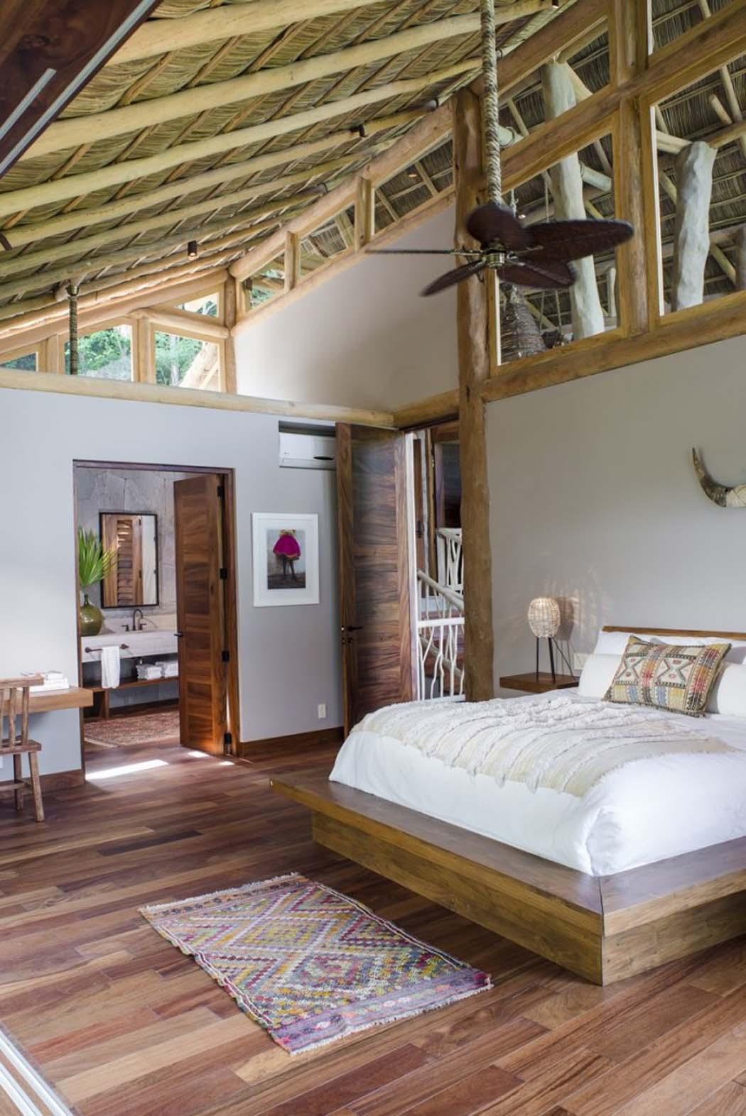 Deco Chambre Exotique : Originale maison location de vacances au mexique avec une