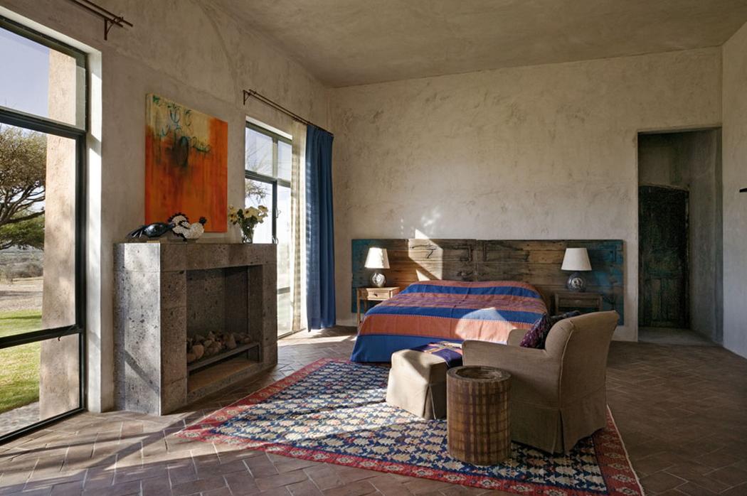 location de vacances au design rustique au c ur de mexique vivons maison. Black Bedroom Furniture Sets. Home Design Ideas