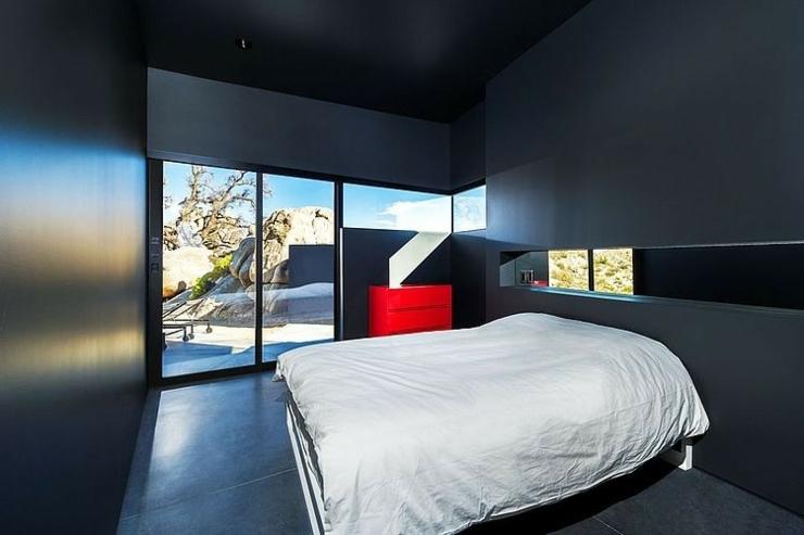 Etonnante maison d architecte au c ur du d sert for Chambre d architecte