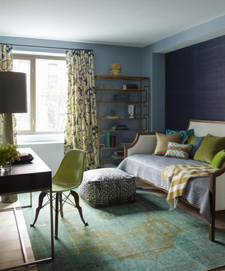 Stunning une chambre dco riche petite salle de douche de - Ameublement design appartement russe ...