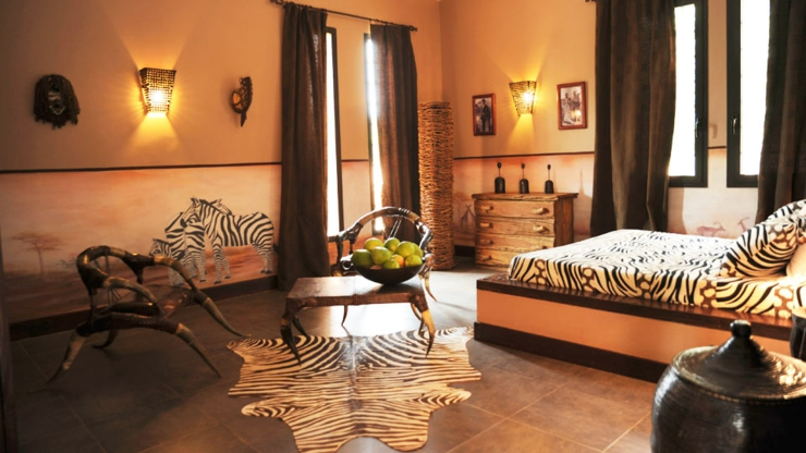 décoration maison africaine
