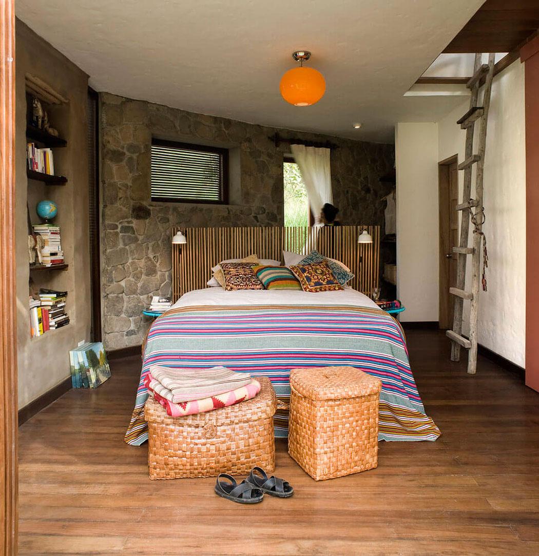 Maison rustique de luxe situ e au c ur de la nature for Decoration chambre 3d