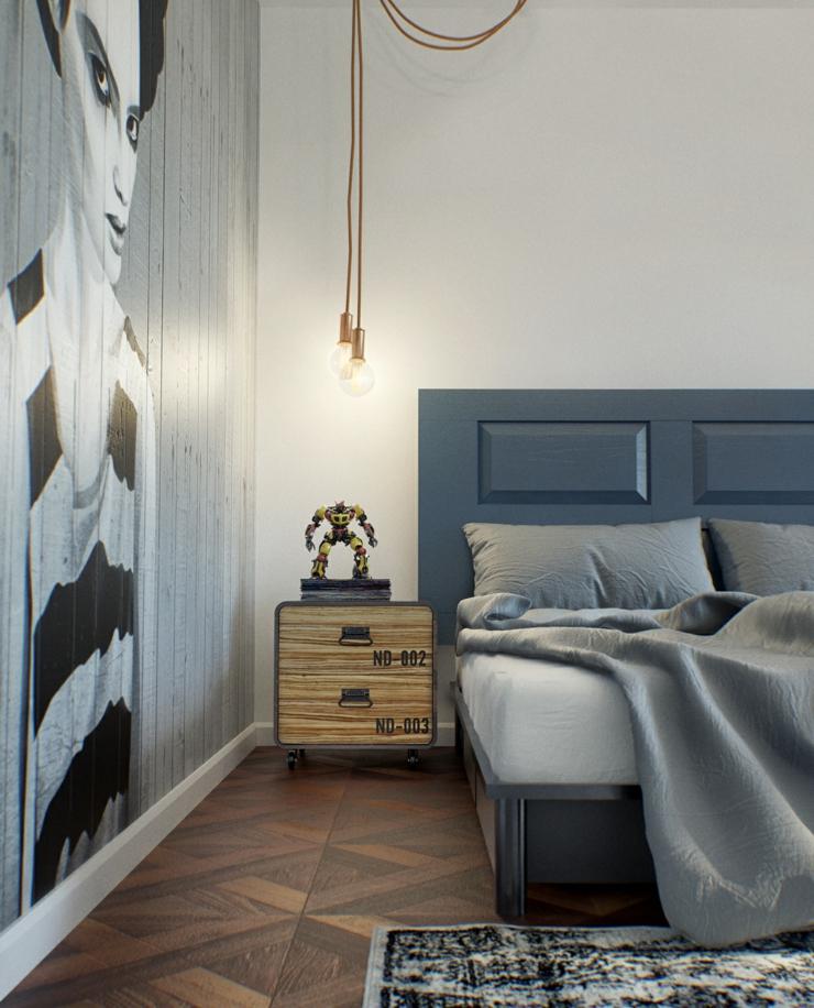 Intrieur Design Moderne Pour Un Petit Appartement Minsk