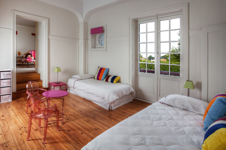 belle maison r nov e saint jean de luz vivons maison. Black Bedroom Furniture Sets. Home Design Ideas