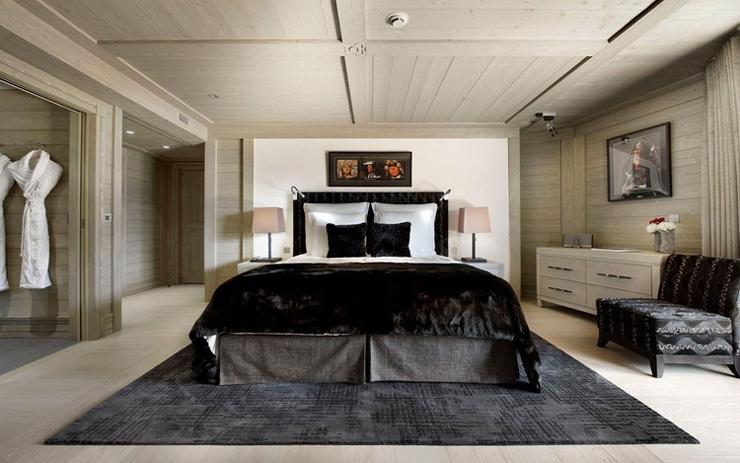 R sidence de grand standing baltoro courchevel vivons for Chambre luxueuse