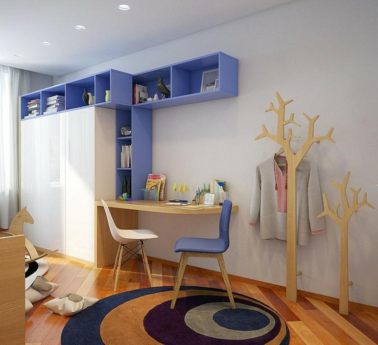 Ameublement design pour un logement de ville à Saint-Pétersbourg ...
