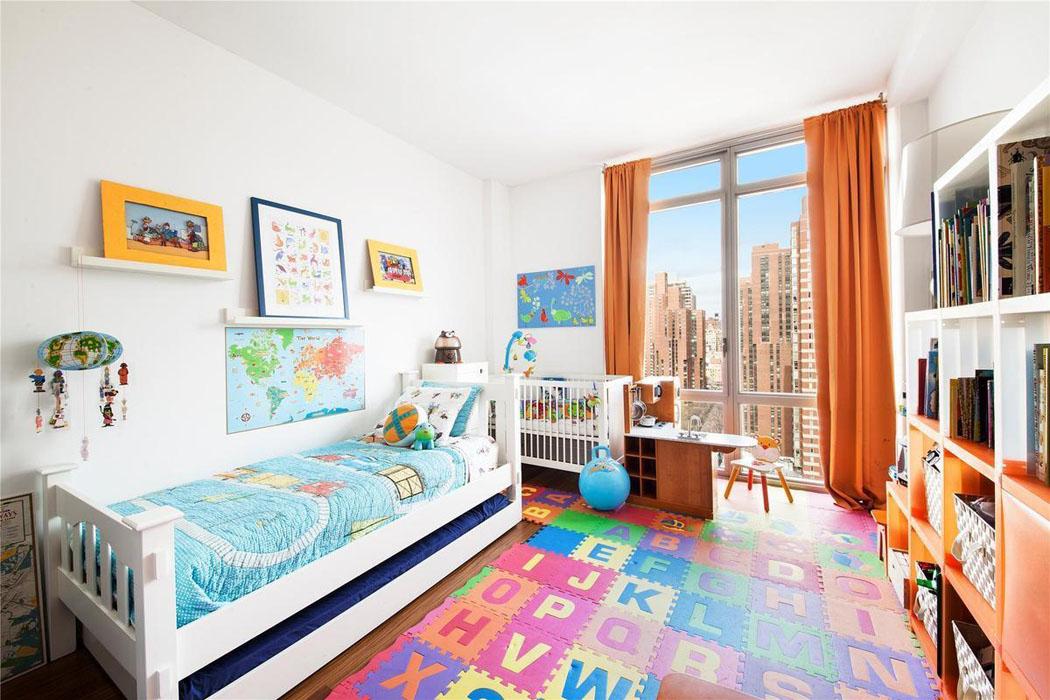 Demeure de prestige dans une des chics gratte ciels de manhattan vivons maison - Chambre d enfant de luxe ...