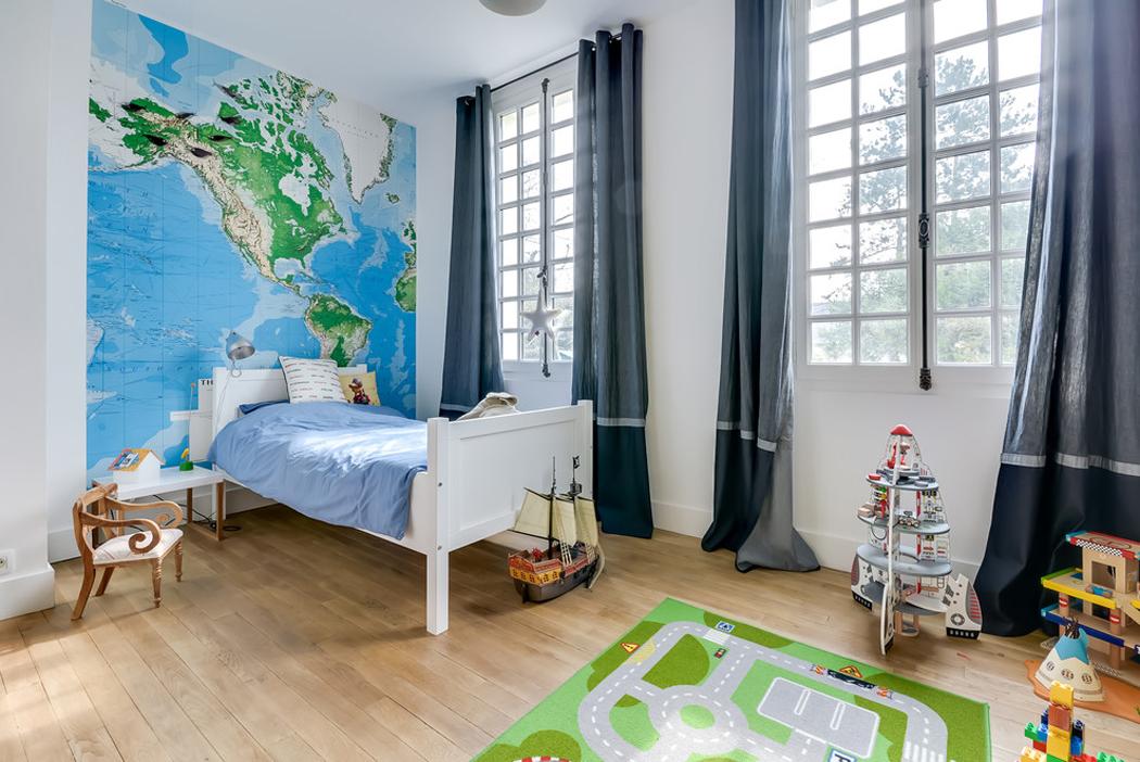 Hôtel Particulier Situé Dans La Région Parisienne Totalement Rénové