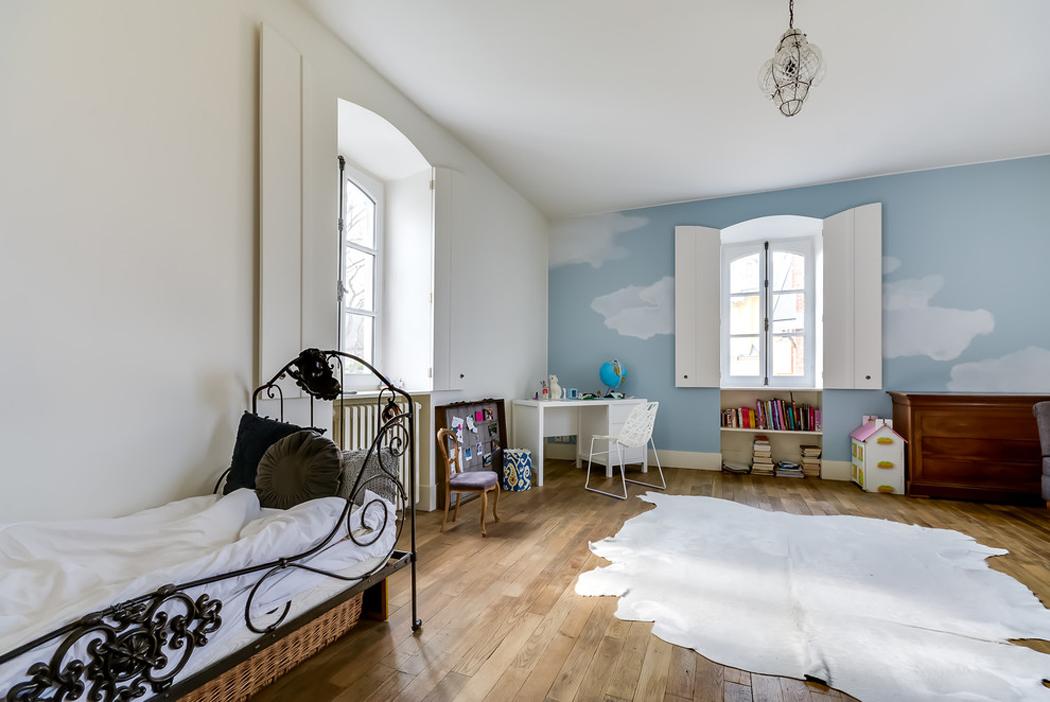 H tel particulier situ dans la r gion parisienne for Hotel romantique region parisienne