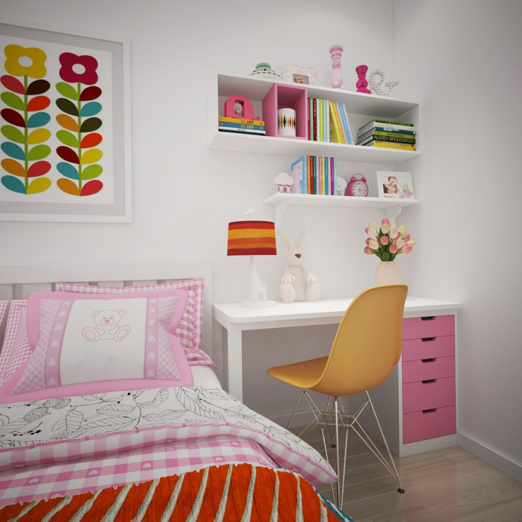 design scandinave chambre de fille