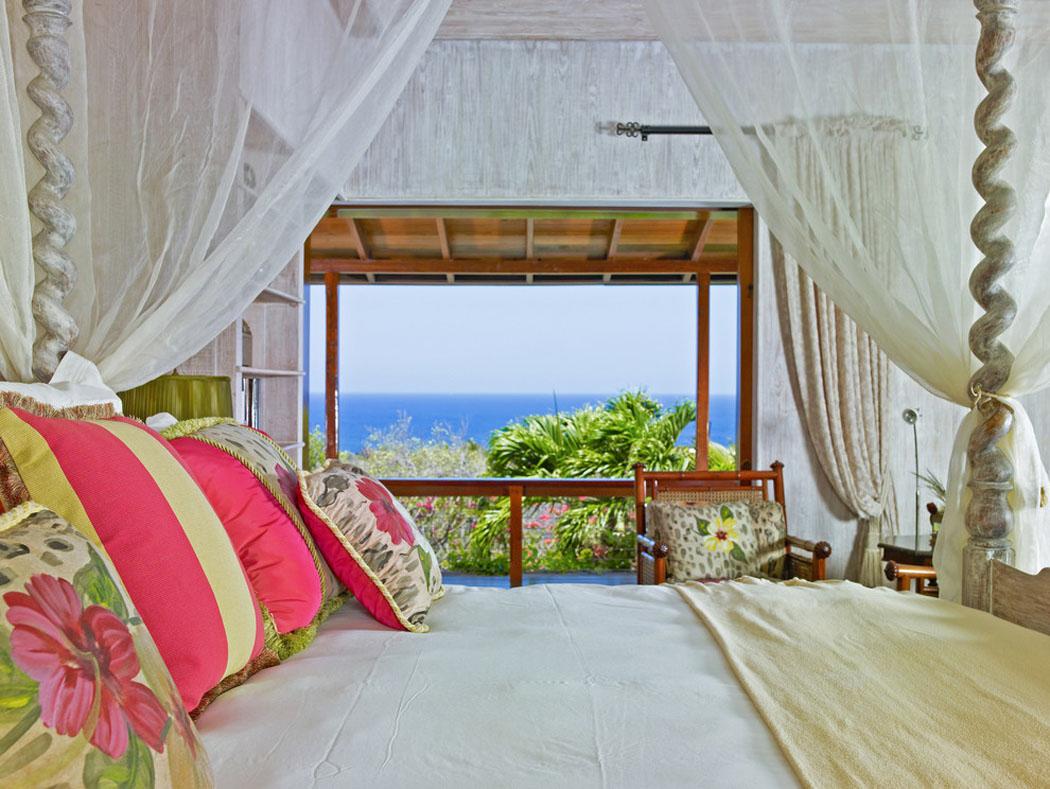 originale villa de vacances sur la c te du sud des tats unis vivons maison. Black Bedroom Furniture Sets. Home Design Ideas