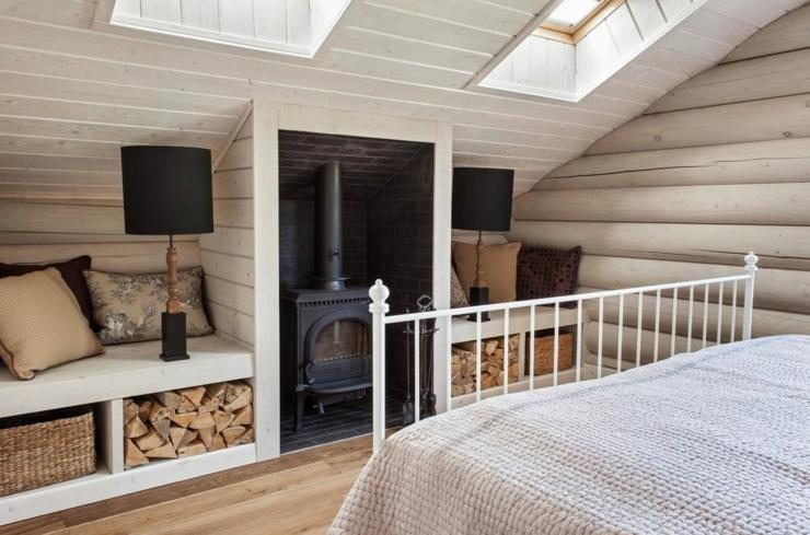 datcha russe l int rieur accueillant et convivial dans l. Black Bedroom Furniture Sets. Home Design Ideas