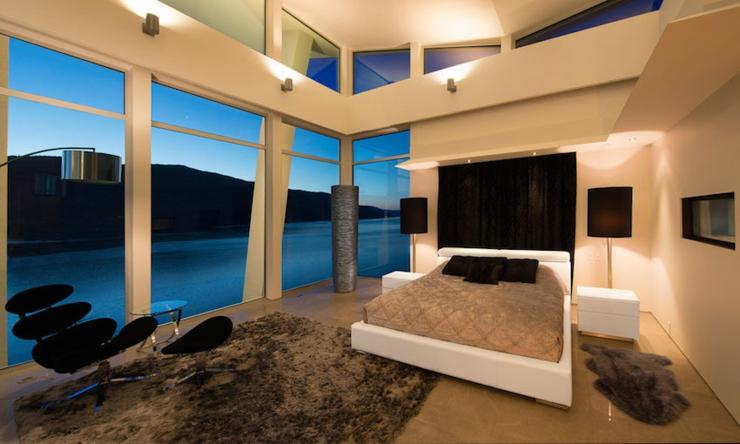 Magnifique r sidence de luxe au bord d un lac au canada - La demeure moderne gb house par mmeb architects ...