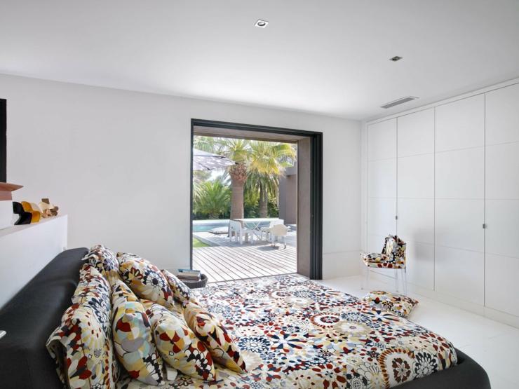 Splendide villa de r ve sur la c te d azur vivons maison - La chambre de reve ...