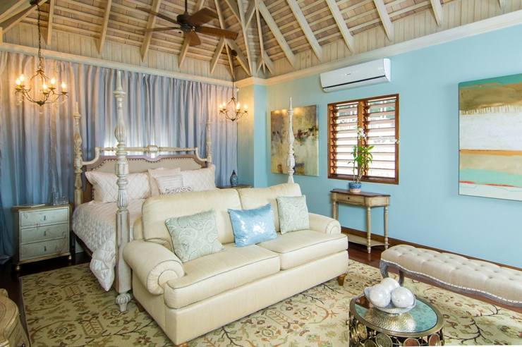 Villa de r ve pineapple tryall en jama que vivons for Decoration maison vacances mer