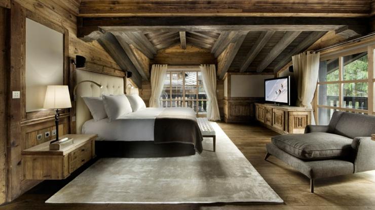 Chalet ski d un luxe extr me courchevel vivons maison - Maison de ville rustique adelaide ...