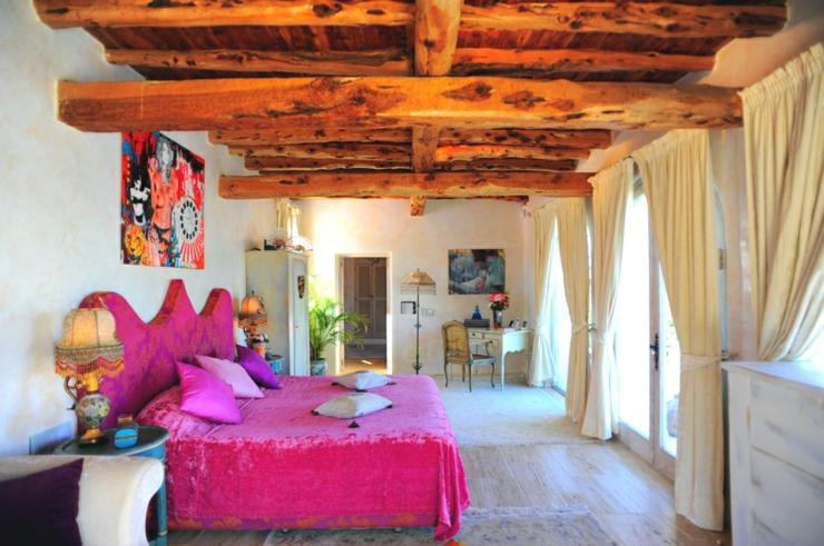Propri t de luxe pour des vacances exotiques ibiza vivons maison - Maison de charme rustique baleares ibiza ...