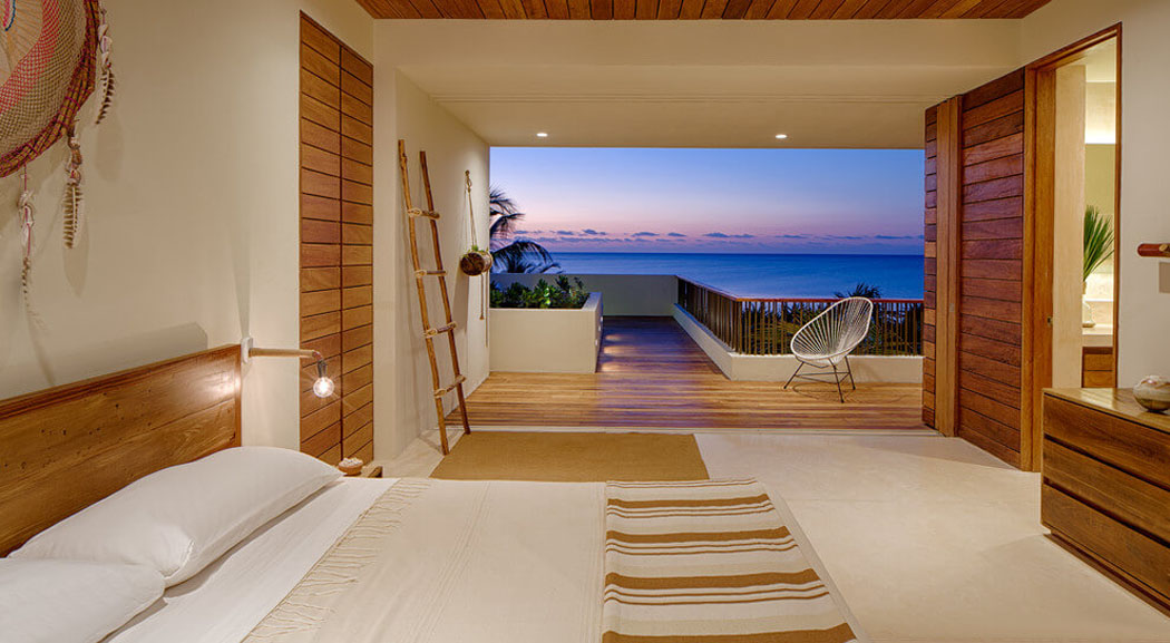 Superbe villa contemporaine louer avec magnifique vue for Interieur villa contemporaine