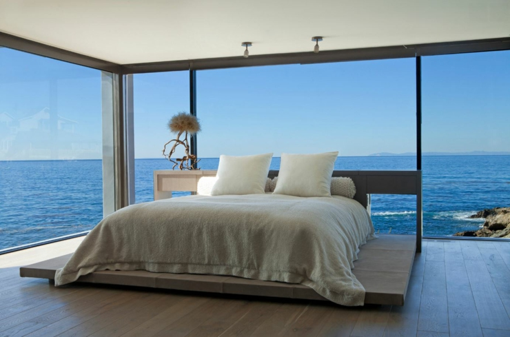 tr s belle maison avec vue sublime en californie vivons. Black Bedroom Furniture Sets. Home Design Ideas