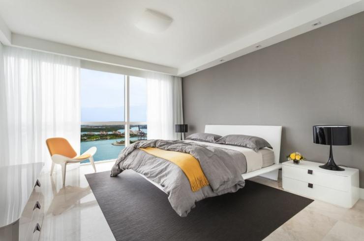 Bel appartement de vacances avec vue miami beach for Decoration chambre d amis