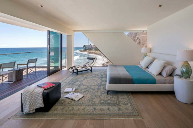 Maison d architecte de prestige malibu californie for Chambre ultra design