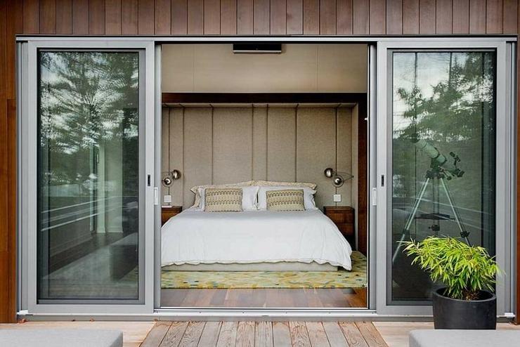 Beau chalet en bois au qu bec vivons maison for Maison minimaliste bois