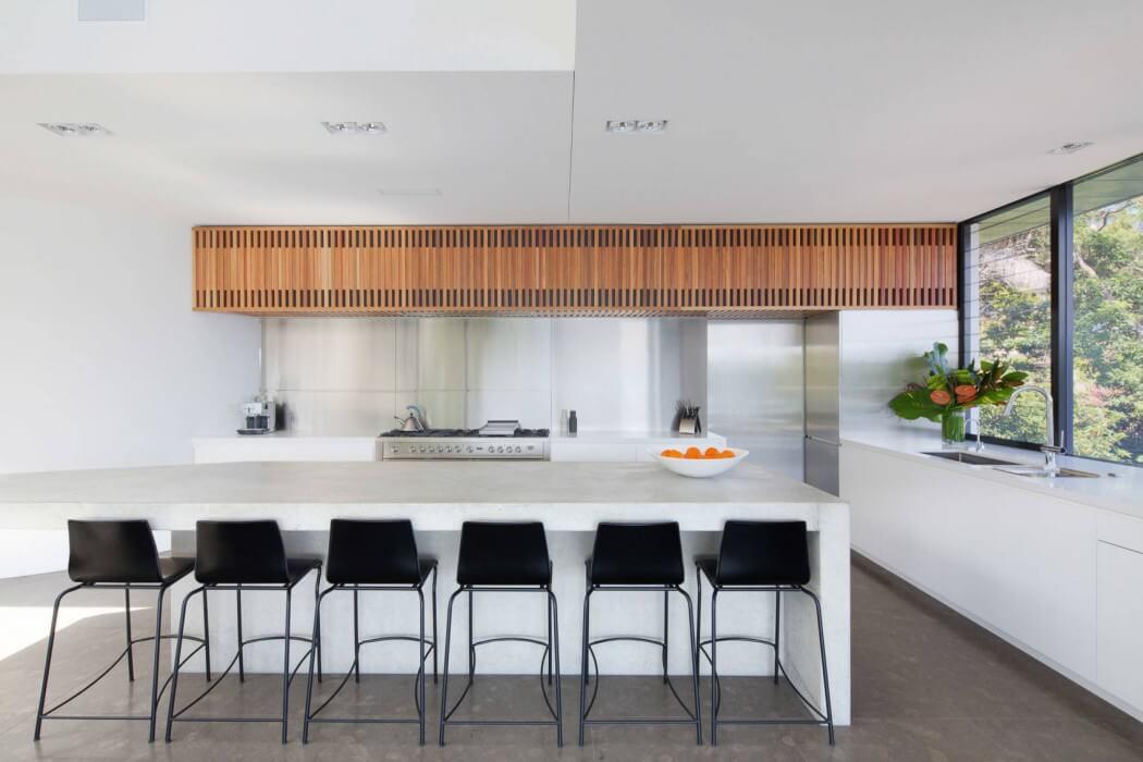 Moderne maison avec vue splendide au c ur de sydney for Comptoir de la maison