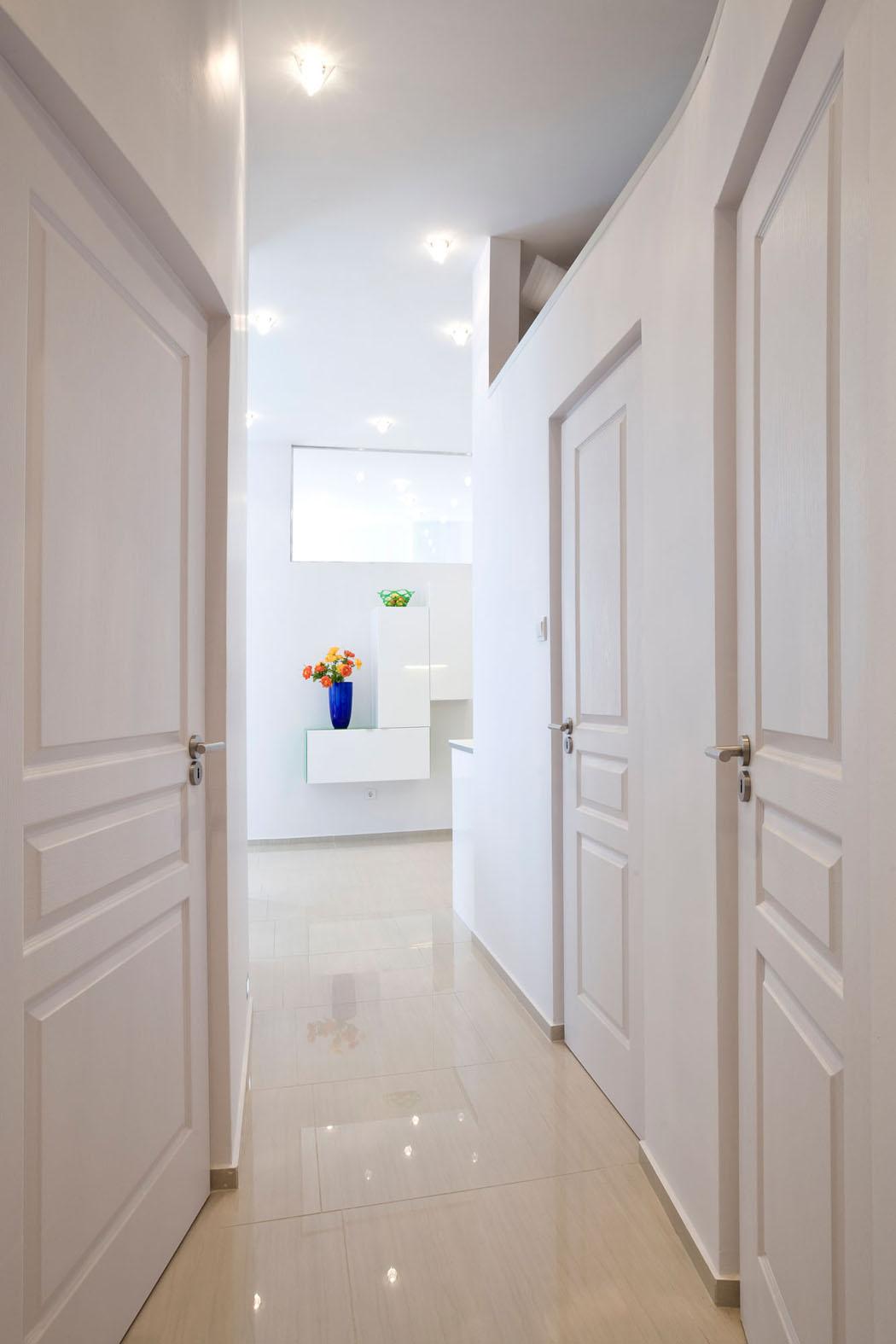 petit appartement citadin budapest compl tement remani et r nov vivons maison. Black Bedroom Furniture Sets. Home Design Ideas