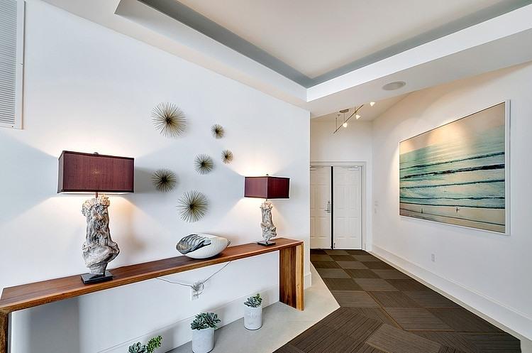 Couloirs propriete de luxe