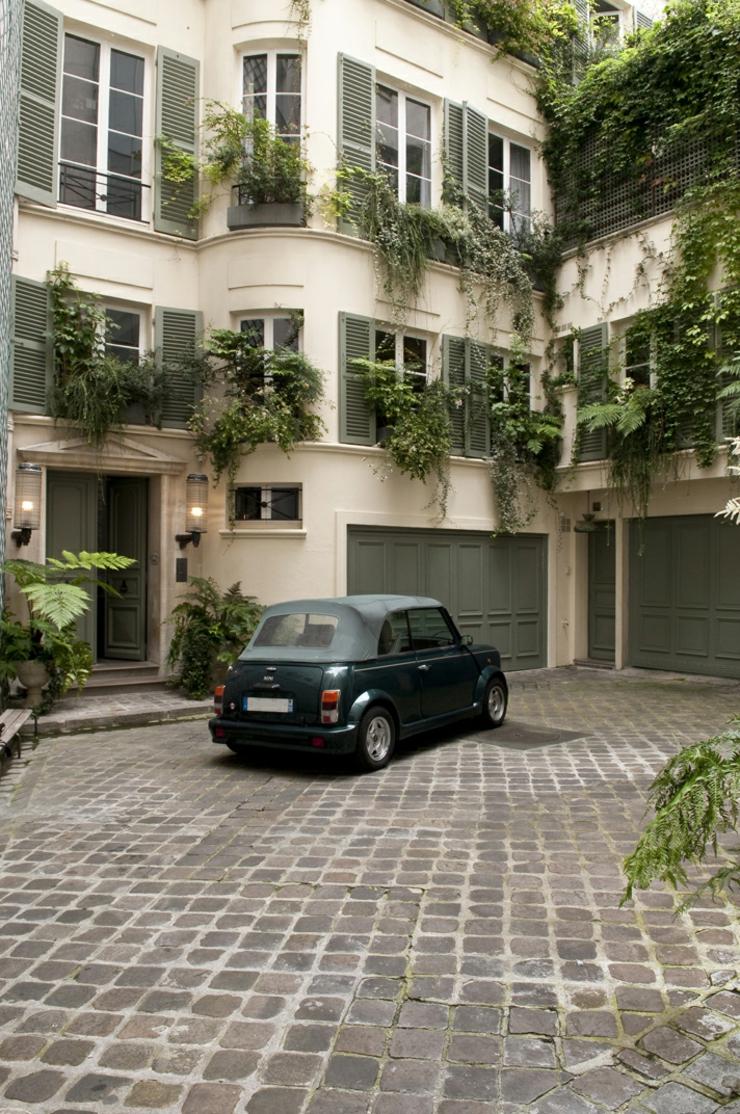 superbe maison ancienne au c ur de paris vivons maison. Black Bedroom Furniture Sets. Home Design Ideas