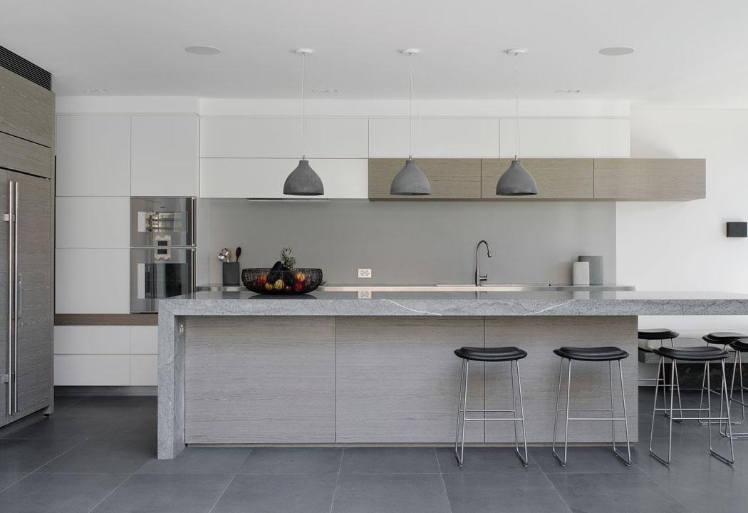 Belle maison de ville sydney l int rieur design tr s for Amenagement grande cuisine
