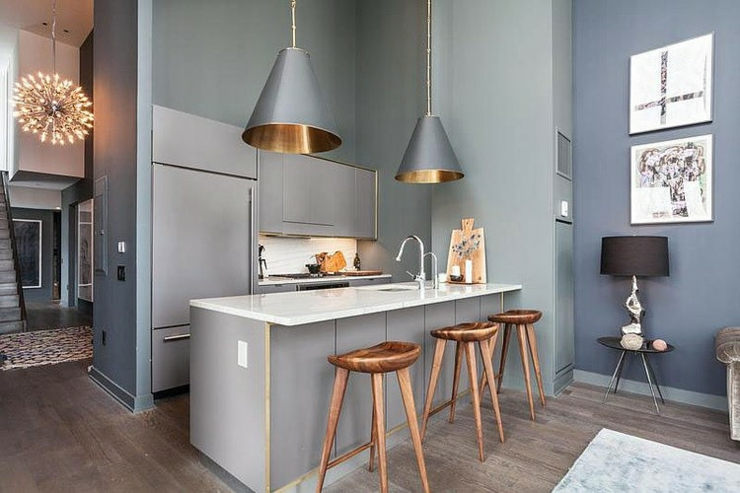 Bel Appartement Brooklyn Au Design Clectique Vivons