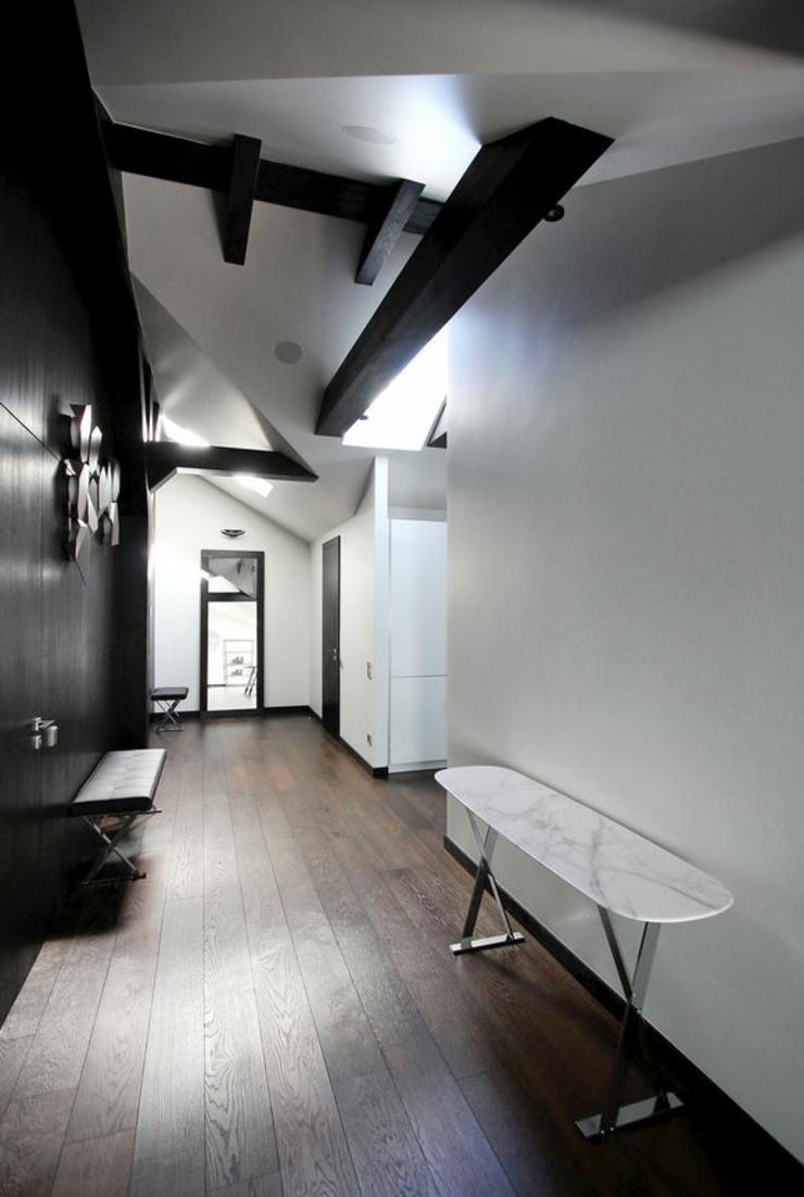 Chambre moderne noir et blanc - Chambre moderne noir et blanc ...