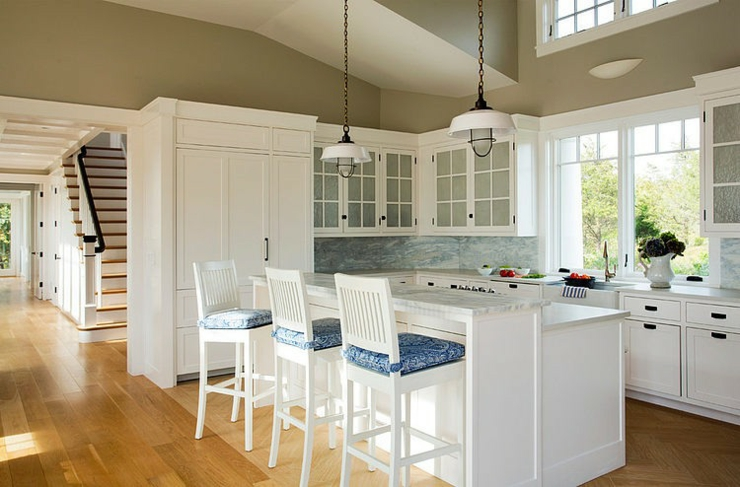 D co maison rustique moderne - Les plus belles cuisines americaines ...
