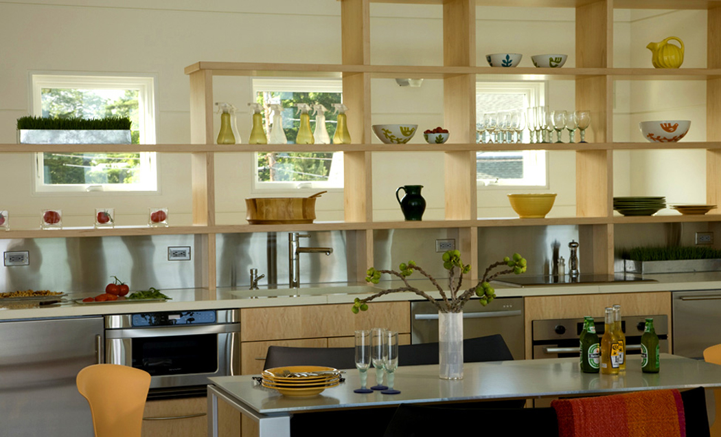 cuisine compact design kitchoo pr l vement. Black Bedroom Furniture Sets. Home Design Ideas