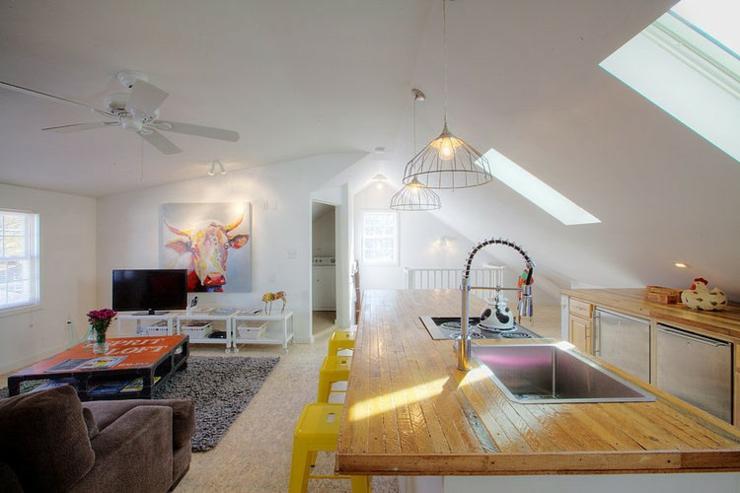 Maison design loft spacieux ou bungalow citadin vivons for Maison loft design