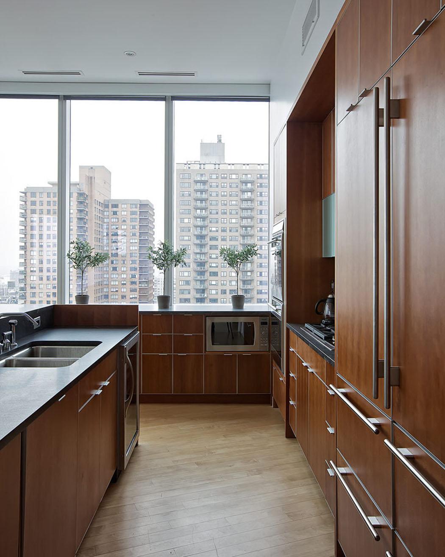 Bel appartement de standing avec vue imprenable sur for Appartement duplex design