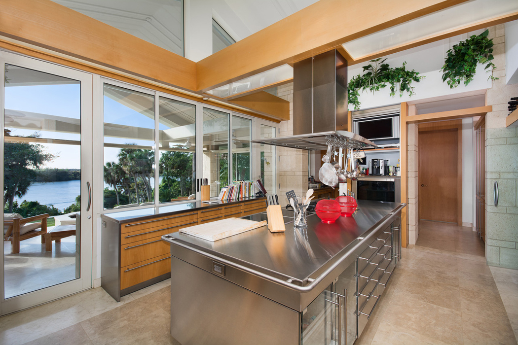 HD wallpapers maison moderne avec grande baie vitree 1920x1080 ...