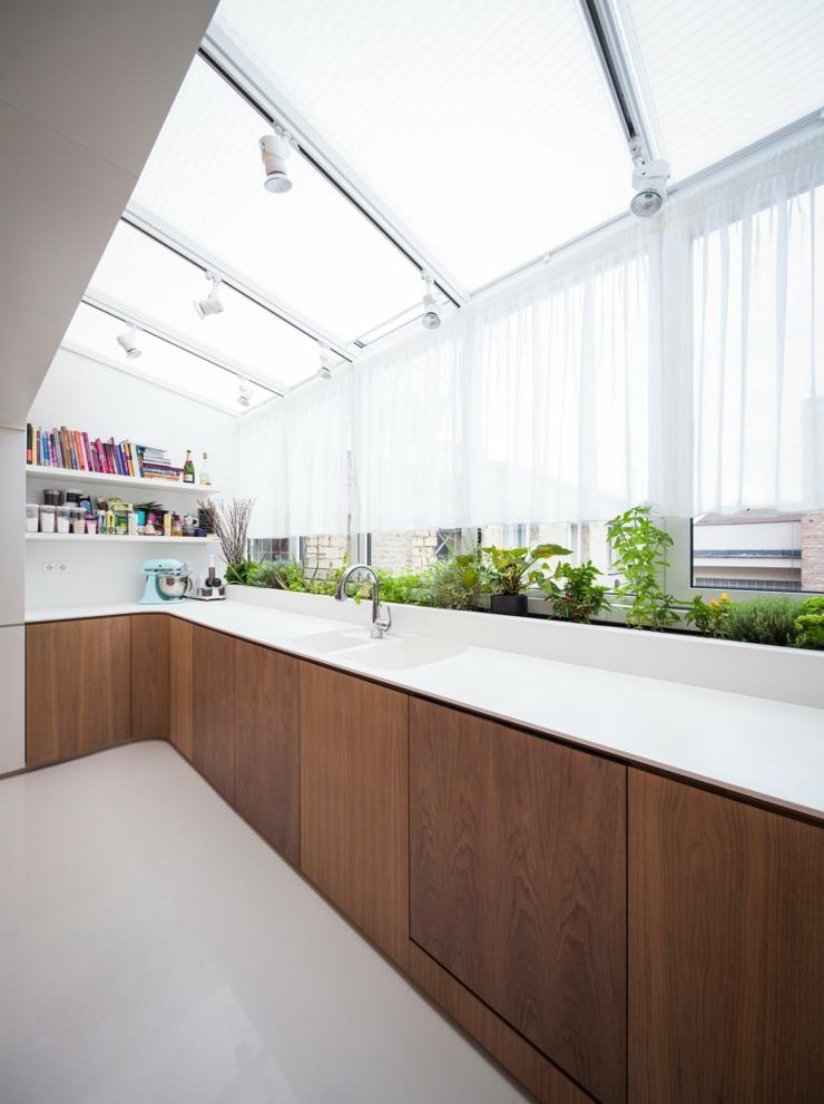 Beautiful Maison Futuriste En Bois Contemporary Awesome