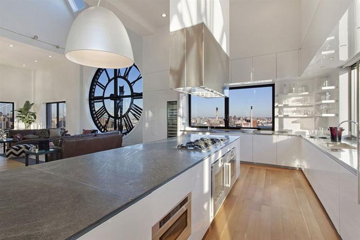 Splendide appartement de standing avec vue imprenable for Prestige cuisine