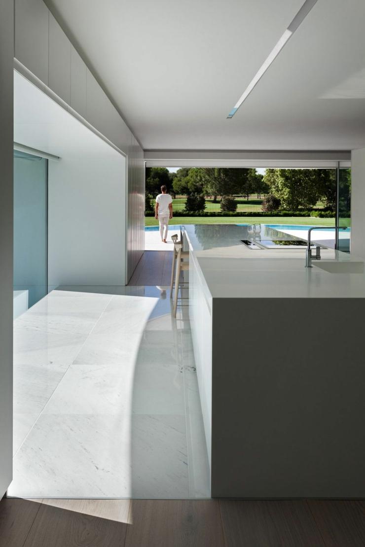Maison d architecte originale valence espagne vivons - Belle maison valencia tucson fratantoni design ...