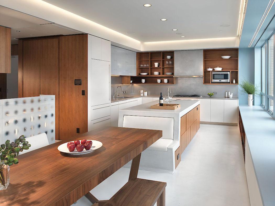 Cuisine Moderne Dans Maison Ancienne – Maison Moderne