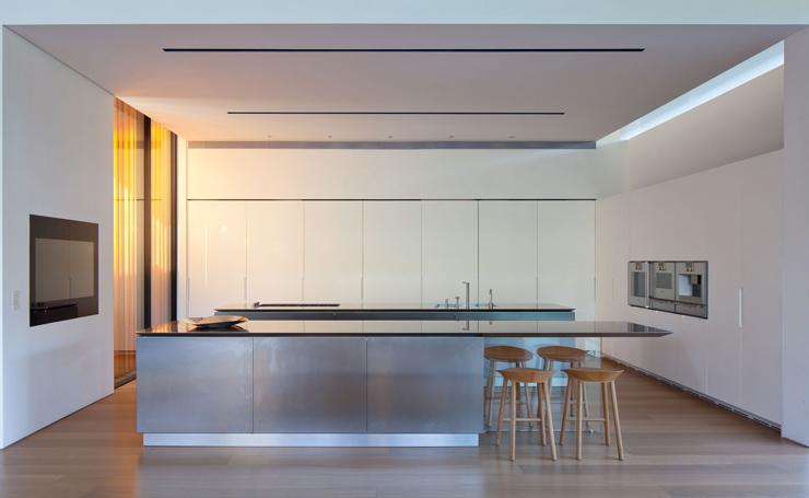 Maison D Architecte Flottante Au Dessus De L Eau A Tel Aviv Vivons