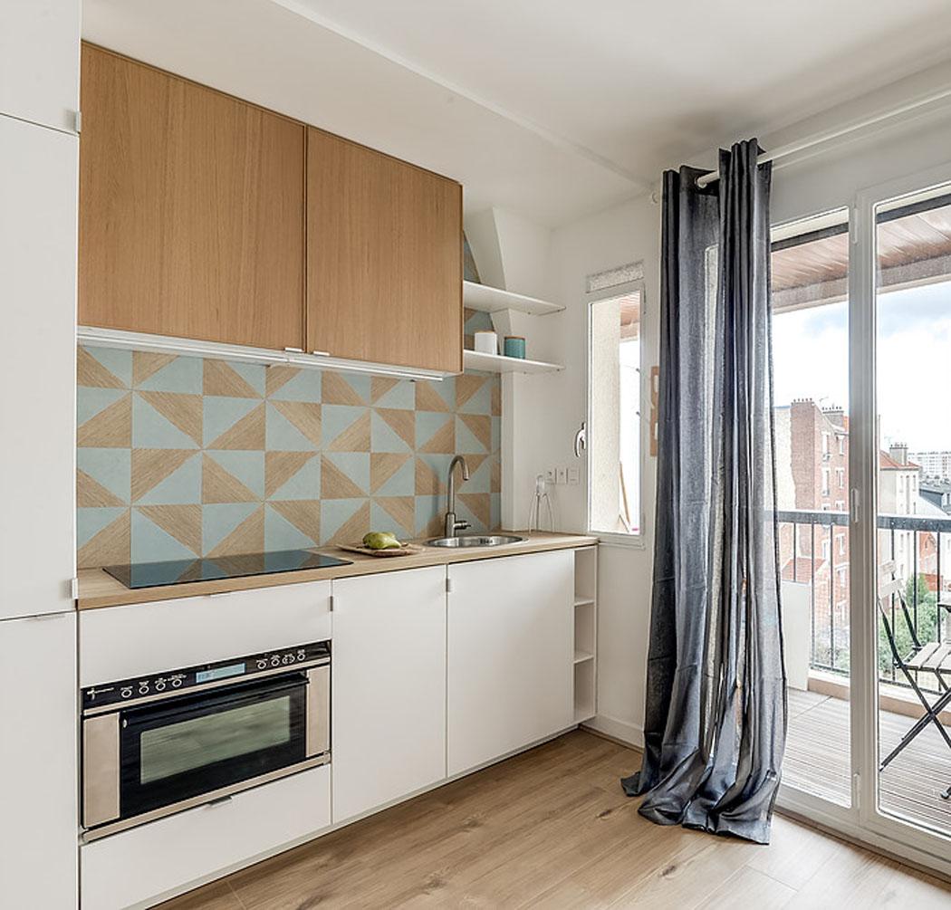 Amenagement Petit Appartement Parisien Cool Amenager Mezzanine