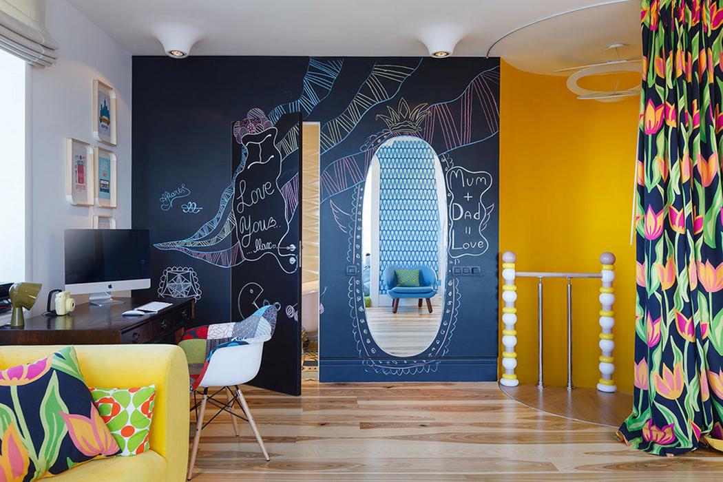 Appartement de ville au c ur de saint p tersbourg au for Deco design appartement