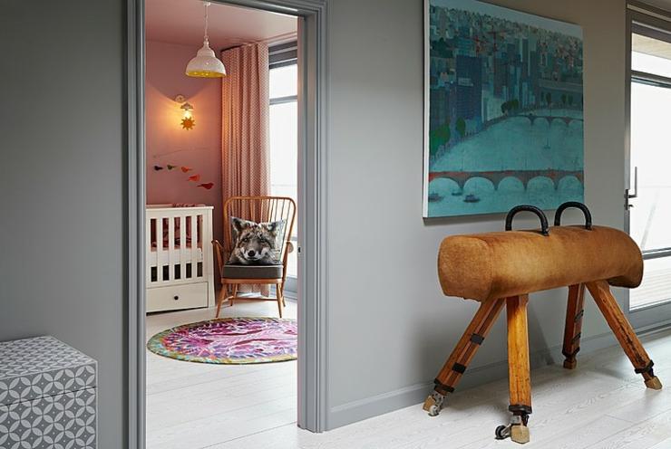 D Co De Maison Dans L Esprit Joyeux Et Color Vivons Maison