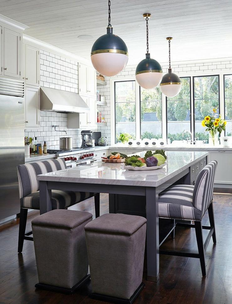 Maison de charme rustique et moderne la fois nashville for Maison et decoration cuisine