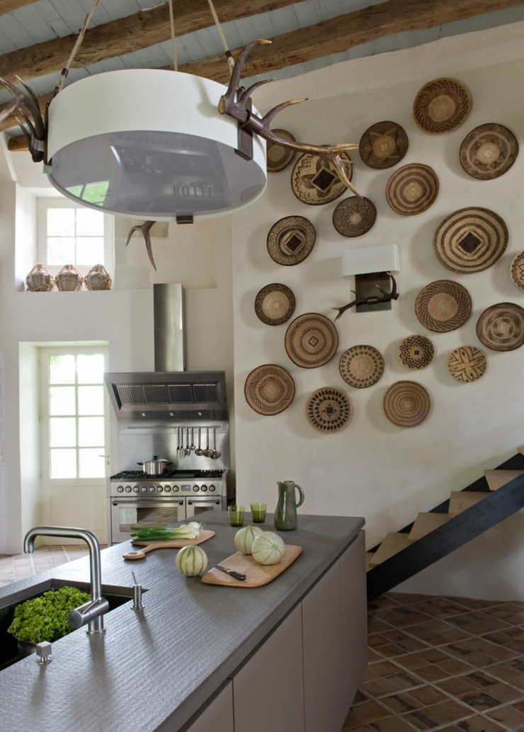 Stunning la decoration des maison photos design trends for Deco noel maison de campagne