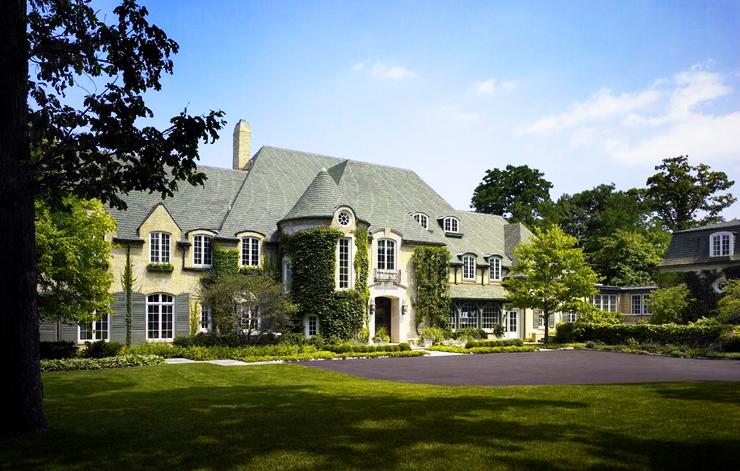 Somptueuse demeure de charme sur le bord d un lac chicago vivons maison - Demeure de charme dom architecture ...